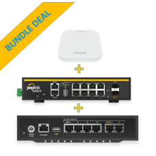 Bundle Deal: Balance TWO + SD Switch 8-Port Rugged + AP One AX (Wi-Fi 6)