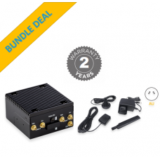 Bundle Deal: SpeedFusion Engine ET LTEA + Accessory Kit (AU) + Total 2-Years Warranty